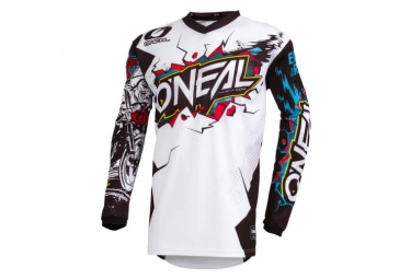 ONEAL ELEMENT Youth Jersey VILLAIN white