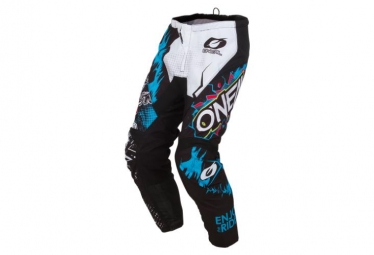 Oneal Element Pantalones Villain Blanco 28