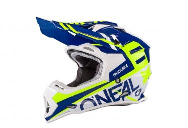 ONEAL 2SERIES RL Helmet SPYDE blue/hi-viz