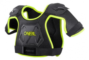 ONEAL PEEWEE Youth Chest Guard neon yellow