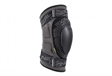 ONEAL SINNER RACE Kevlar Knee Pads Grey