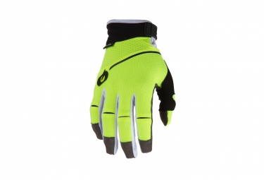 Oneal Revolution Glove Neon Yellow M