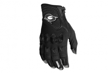 Paire de gants longs o neal butch carbon noir s