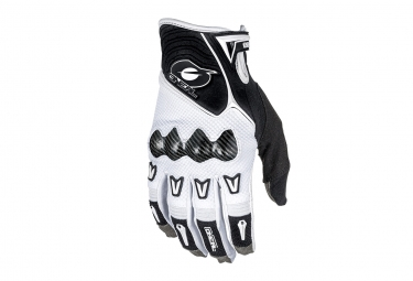 Paire de gants longs o neal butch carbon blanc noir xl