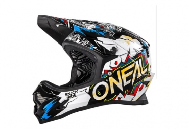 ONEAL Backflip RL2 Youth Evo Helmet VILLAIN white