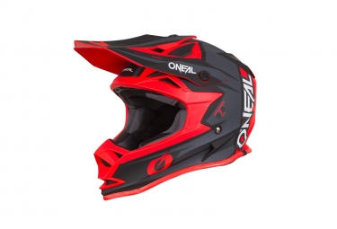 Casque integral o neal 7serie strain rouge xs 53 54 cm