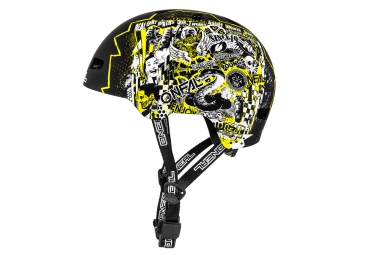 ONEAL Dirt Lid ZF Rift Dirt Helmet yellow
