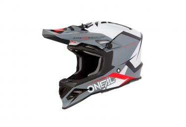 Casque integral o neal 8series blizzard gris xxl 63 64 cm