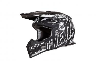 Casque integral o neal 5series rider noir blanc l 59 60 cm
