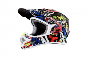 Casque integral o neal 3series rancid multi xxl 63 64 cm