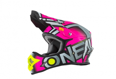 Casque integral o neal 3series radium rose xxl 63 64 cm