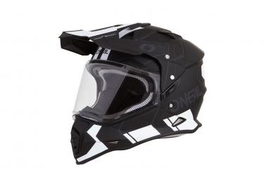 Casque integral o neal sierra ii comb noir blanc s 55 56 cm
