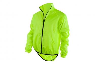 Oneal Breeze Rain Jacket Hi Viz Xs