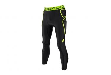 Oneal Trail Pro Pant Black Yellow