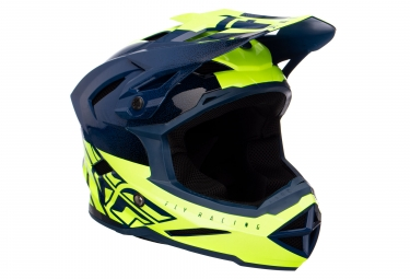 Fly Racing Integral Helmet Default Teal / Yellow