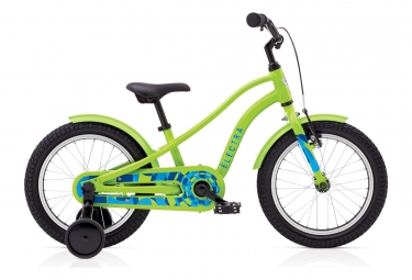 Vélo Enfant Enfant Electra Sprocket 16'' 16'' Vert 4 à 6 ans