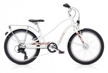 Bicicleta Infantil Electra Sprocket 7D EQ 20'' Blanc