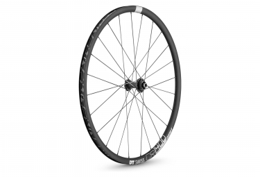 Roue avant dt swiss cr 1400 dicut 25 disc 12x100mm 2019
