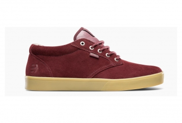 Etnies Shoes Jameson Mid Crank Burgundy / Gum