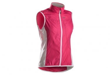 Bontrager Race Windshell Women's Sleeveless Jacket Pink