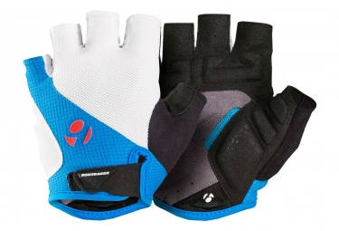 Bontrager Race Gel Gloves - Bleu