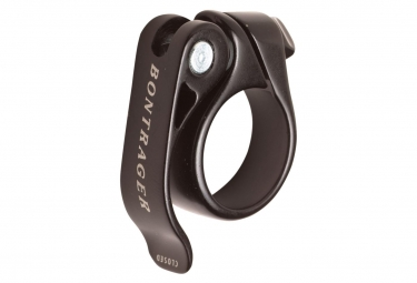 Collier de selle bontrager m6 compatible carbone 36 4