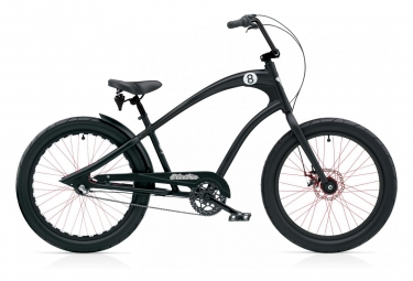 Electra Straight 8 3i Kids Bike 20'' Noir