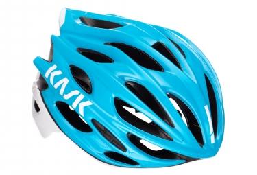 Kask Helmet Mojito X Light Blue / White