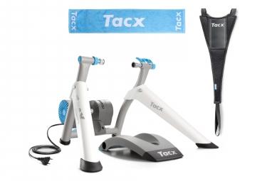Pack Home Trainer Vortex Smart - Toile Anti-Transpiration - Serviette Éponge