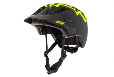 ONEAL ROOKY YOUTH Helmet STIXX neon yellow (51-56cm)