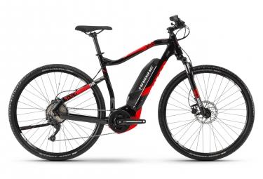 Bicicleta Híbrida Eléctrica Haibike Sduro Cross 2.0 28'' Noir / Rouge