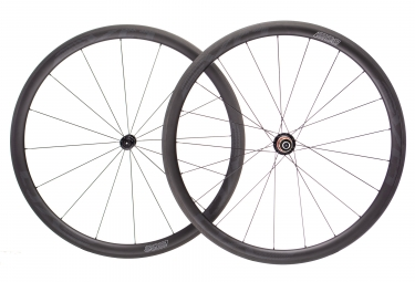 BH Wheelset Evo C38 Tubeless | 9x100 - 9x130mm | Body Shimano/Sram 2019