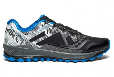 Saucony Running Shoes  Peregrine 8 ICE+ Black / White