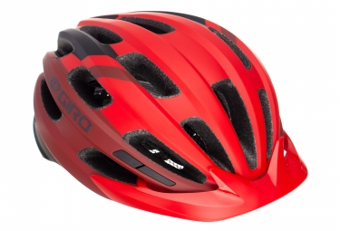 Casco Giro Register Rouge