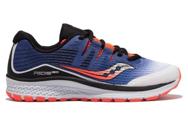 Saucony Kids Running Shoes FreedomISO Blue / Red