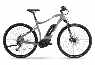Haibike Sduro Cross 3.0 E-bike  Gris / Blanc