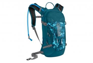Mochila de hidratacion camelbak luxe 3l azul