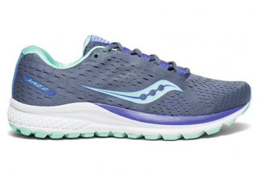 SAUCONY Jazz 20 Womens' Running Shoes Grey / Blue