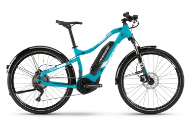 Electric Hardtail Women Haibike Sduro HardSeven 2.5 Street Shimano Deore M6000 10S 27.5'' 2019