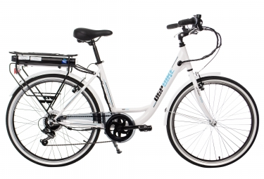 OGP Bike OGP Urban Eco Womens E-Bike  Blanc