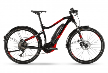 Electric Hardtail Haibike Sduro HardSeven 2.5 Street Shimano Deore M6000 10S 27.5'' 2019