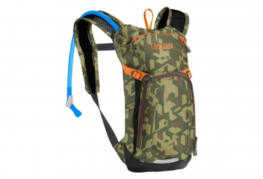 Camelbak Mini Mule Youth Hydration Pack 1.5L Khaki