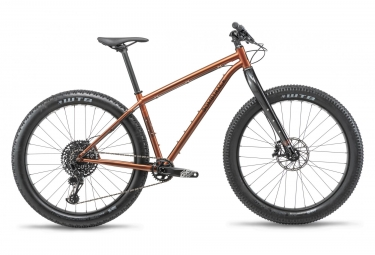 Bombtrack MTB Rigid Beyond 2+ 27.5+ '' Sram GX 12s Copper Copper 2019