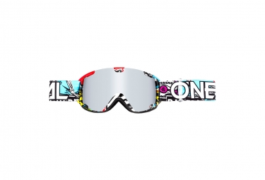 ONEAL B-30 Youth Goggle CRANK multi - mirror silver