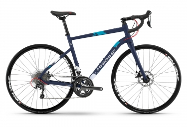 Haibike SEET Race 5.0 Life Road Bike Shimano Tiagra 10S Black/Blue