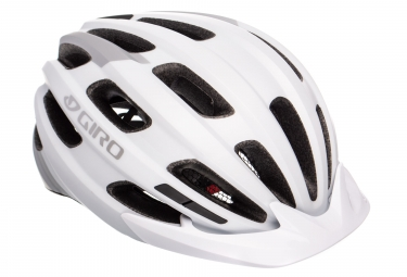 Casque giro register mat blanc 54 61 cm