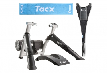 Pack Tacx Home Trainer Bushido Smart - Sweat cover - Training Towel