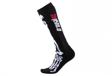 ONEAL Pro MX Sock Youth XRay b/w (One Size)
