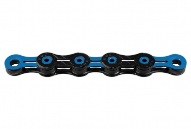 KMC DLC11 Chain 118 Links 11s Black/Blue
