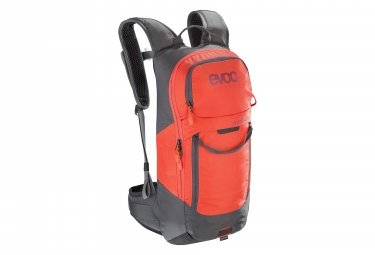Evoc FR Lite Race 10L Backpack Carbon Grey Orange